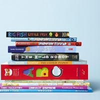 Best Children's Books of 2016 Stacked