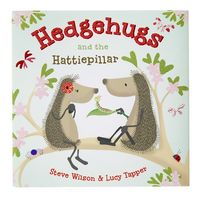 Best Childrens Book Hedgehugs and the Hattiepillar