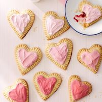 Think Pink Treats Sweetheart Tarts