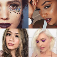 Instagram Beauty Banner of Bright Eyes