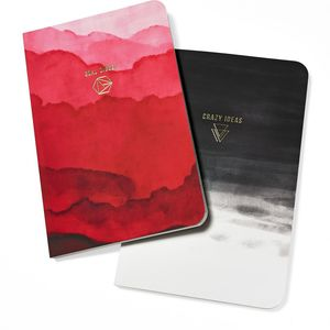 Charitable Giving Softcover Notebooks