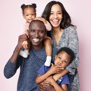 Armando and Krystle Cabral Family