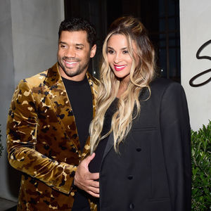 Ciara and Russell Wilson at Vanity Fair And Genesis Celebrate 'Hidden Figures'