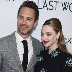 Amanda Seyfried Thomas Sadoski The Last Word