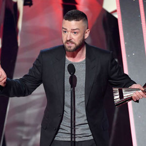 Justin Timberlake iHeart Music Awards March 2017