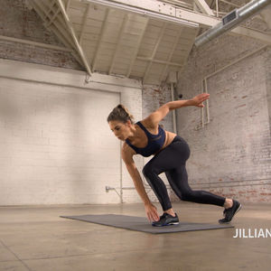Jillian Michaels 1-Minutes Workout_still