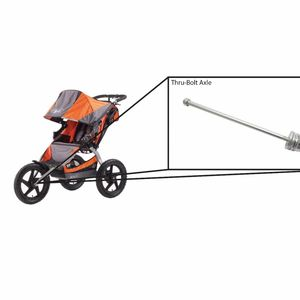 Britax Recalls Modified Thru-Bolt Axles for Use with BOB Jogging Strollers Distributed Through the BOB Information Campaign Due to Fall and Injury Hazards (Recall Alert) recall image