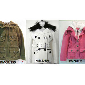 Girls' Sugarfly Hooded Jackets Recalled recall image