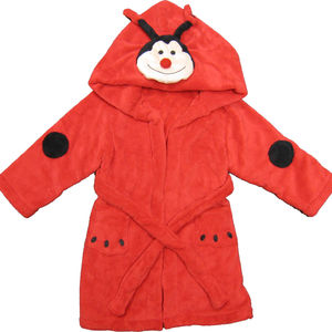 Kreative Kids Recalls Children's Robes Due to Violation of Federal Flammability Standard recall image