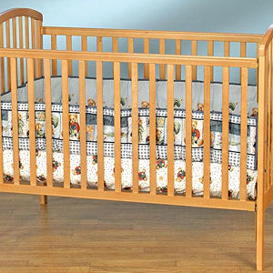 Simplicity Nursery-in-a-Box Cribs Recalled recall image