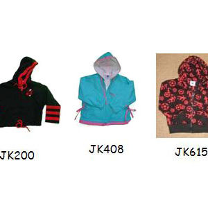 Hooded Jackets Recalled recall image