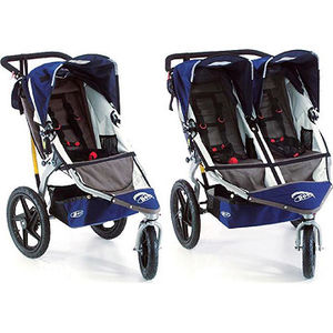 B.O.B. Single and Double Jogging Strollers Recalled recall image