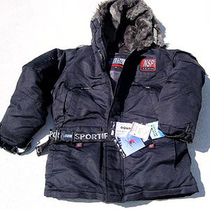 Boys' Vests and Hooded Jackets Recalled recall image