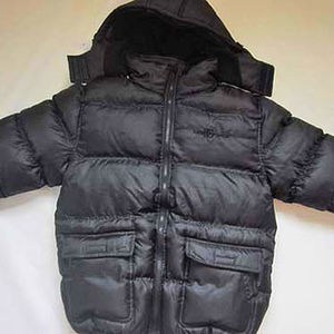 Lion Force Boys' Puffer Coats Recalled recall image