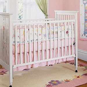 Pottery Barn Kids drop-side cribs Recalled recall image