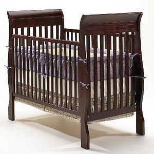Dutailier Group Drop-Side Cribs Recalled recall image