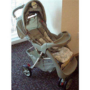 Graco Strollers Recalled recall image