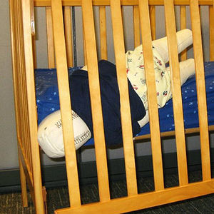 Simplicity Drop Side Cribs Recalled recall image