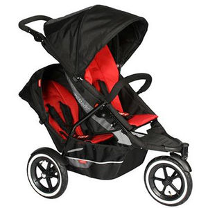 phil&teds Explorer and Hammerhead Strollers Recalled recall image