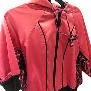 IQ Girls' Hooded Pink Leopard Jackets Recalled recall image