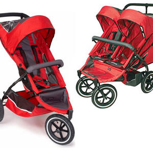 Phil & Teds Strollers Recalled recall image