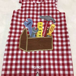 Fabri-Tech Recalls Infant Rompers Due to Choking Hazard; Sold Exclusively at Cracker Barrel Old Country Stores recall image