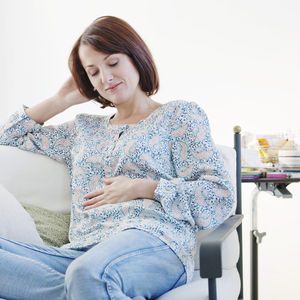 Why you might not have morning sickness