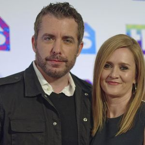 Samantha Bee and Husband