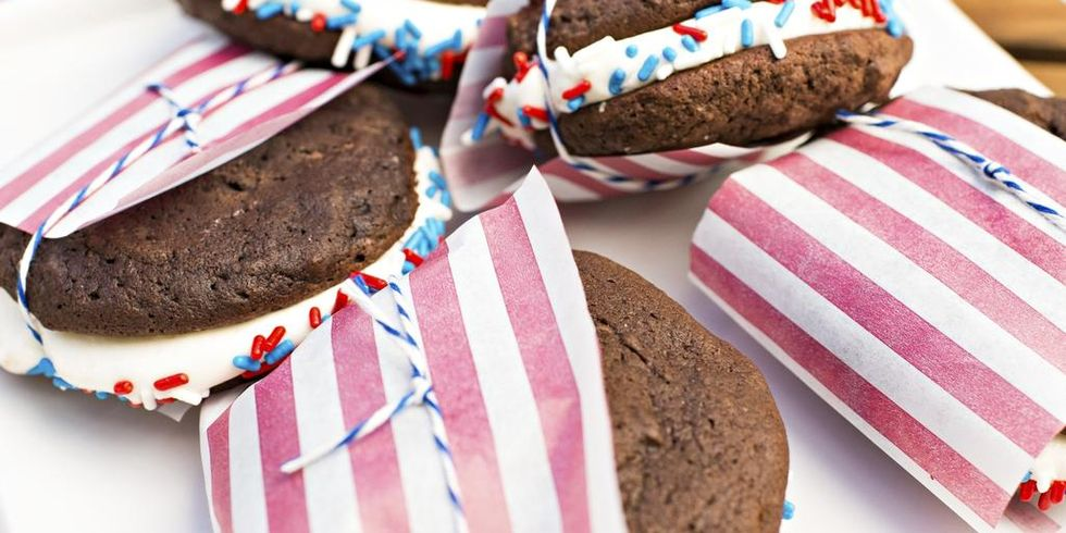 Patriotic Whoopie Pies Featured Image