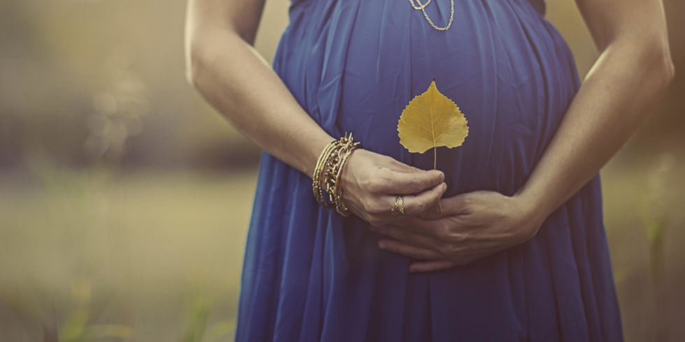 Autumn Pregnancy