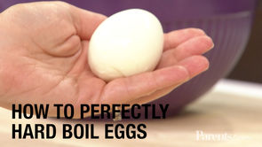How to Perfectly Hard Boil Eggs