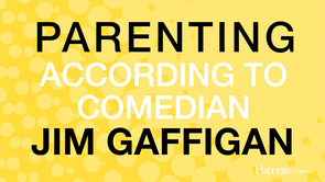 Parenting According to Comedian Jim Gaffigan