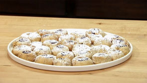 How to Make Hazelnut Thumbprint Cookies