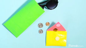 How to Make a Duct Tape Glasses Case & Coin Purse