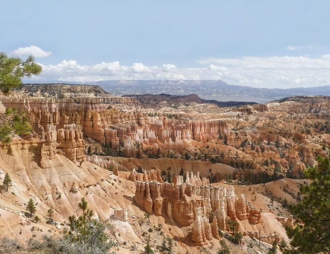 Vacation Spots Hiking Zion And Bryce Canyons Utah