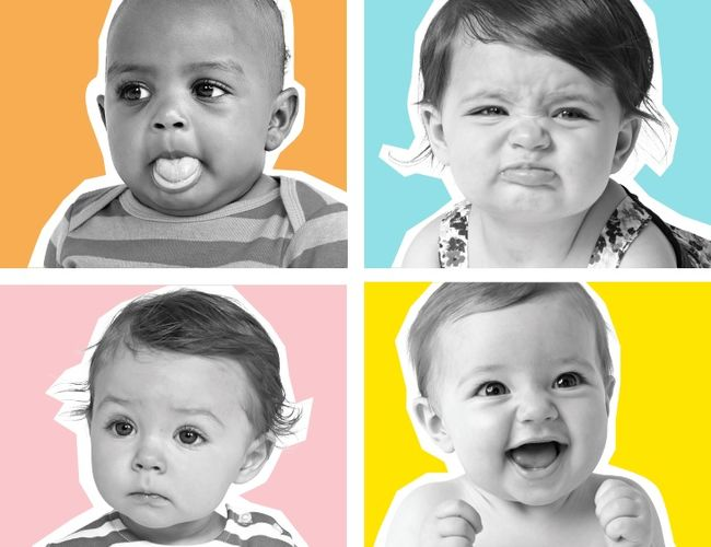 Make Your Baby Love Food Babies Laughing