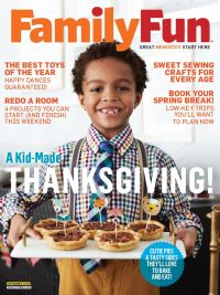 FF1116 Family Fun November Cover