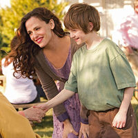 Jennifer Garner in The Odd Life of Timothy Green