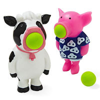 Pig and Moo Poppers
