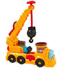 Chuck and Friends Diggin' Rigs Buster the Power Crane