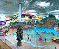 Kalahari Resorts in Wisconsin