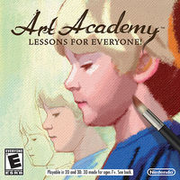 Art Academy: Lessons for Everyone!