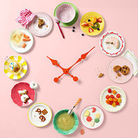 Snacking Clock