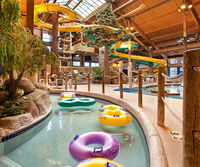 Timber Ridge Lodge & Waterpark Lake Geneva, Wisconsin