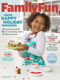 FamilyFun December/January 2014