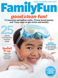FamilyFun May 2013 cover
