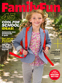 FamilyFun September 2013 cover