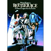 beetlejuice movie poster - Halloween Movies Rated Pg