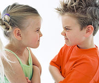 Image result for third grade kids arguing