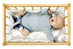 The Transition from Crib to Bed